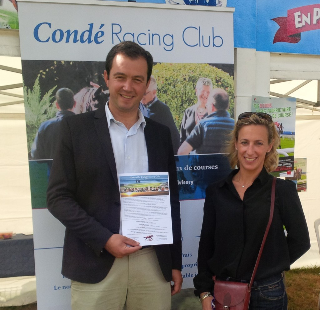 inauguration dEauville RCLUB zoom 2